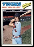 1977 Topps #66  Roy Smalley  Front Thumbnail