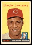 1958 Topps #374  Brooks Lawrence  Front Thumbnail