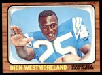 1966 Topps #87  Dick Westmoreland  Front Thumbnail