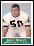 1964 Philadelphia #150  John Reger  Front Thumbnail