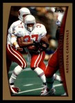 1998 Topps #56  Larry Centers  Front Thumbnail
