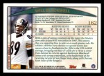 1998 Topps #162  Will Blackwell  Back Thumbnail