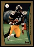 1998 Topps #162  Will Blackwell  Front Thumbnail