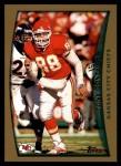 1998 Topps #185  Tony Gonzalez  Front Thumbnail