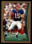 1998 Topps #252  Todd Collins  Front Thumbnail