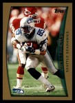 1998 Topps #325  Mike Pritchard  Front Thumbnail