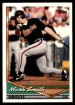 1994 Topps Traded #4 T Mark Smith  Front Thumbnail