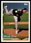 1994 Topps Traded #24 T Mark Acre  Front Thumbnail