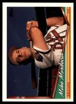 1994 Topps Traded #63 T Mike Mordecai  Front Thumbnail