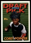 1994 Topps Traded #98 T Corey Pointer  Front Thumbnail