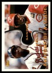 1994 Topps Traded #103 T Deion Sanders / Roberto Kelly  Front Thumbnail
