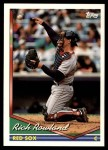 1994 Topps Traded #122 T Rich Rowland  Front Thumbnail