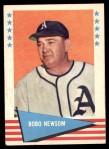 1961 Fleer #67  Bobo Newsom  Front Thumbnail