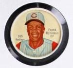1962 Salada Coins #165  Frank Robinson  Front Thumbnail