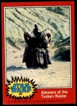 1977 Topps Star Wars #92   Advance of the Tusken Raider Front Thumbnail