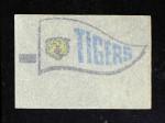 1966 Topps Rub Offs    Detroit Tigers Pennant Back Thumbnail