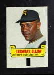 1966 Topps Rub Offs   Willie Stargell   Front Thumbnail