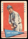 1961 Fleer #42  Harry Heilmann  Front Thumbnail