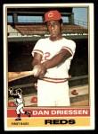 1976 Topps #514  Dan Driessen  Front Thumbnail