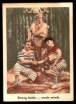 1959 Fleer Three Stooges #84   Strong Backs  Front Thumbnail