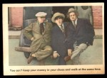 1959 Fleer Three Stooges #16 REG  You Can't Keep Your Money Front Thumbnail