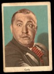 1959 Fleer Three Stooges #1   Curly  Front Thumbnail