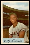 1954 Bowman #153 ALL Whitey Lockman  Front Thumbnail