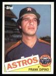 1985 Topps #532  Frank DiPino  Front Thumbnail