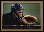 1998 Topps #43  Brad Ausmus  Front Thumbnail