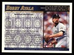 1998 Topps #241  Bobby Ayala  Back Thumbnail