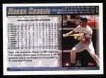 1998 Topps #371  Roger Cedeno  Back Thumbnail