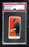 1909 E102  Bob Bescher  Front Thumbnail