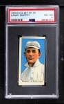 1909 E102  Danny Murphy  Front Thumbnail