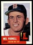1953 Topps Archives #19  Mel Parnell  Front Thumbnail
