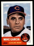 1953 Topps Archives #75  Mike Garcia  Front Thumbnail