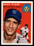 1954 Topps Archives #114  Dean Stone  Front Thumbnail
