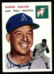 1954 Topps Archives #233  Augie Galan  Front Thumbnail