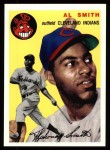 1954 Topps Archives #248  Al Smith  Front Thumbnail
