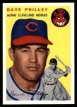 1954 Topps Archives #159  Dave Philley  Front Thumbnail