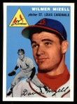 1954 Topps Archives #249  Wilmer Mizell  Front Thumbnail