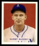 1949 Bowman REPRINT #203  Barney McCosky  Front Thumbnail