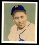 1949 Bowman REPRINT #107  Eddie Lake  Front Thumbnail