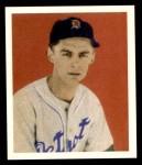 1949 Bowman REPRINT #10  Ted Gray  Front Thumbnail