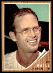 1962 Topps #129 GRN Lee Walls  Front Thumbnail