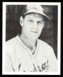1939 Play Ball Reprint #6  Leo Durocher  Front Thumbnail