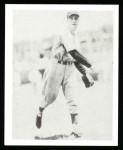 1939 Play Ball Reprint #22  Bucky Walters  Front Thumbnail
