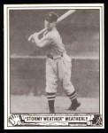 1940 Play Ball Reprint #49  Roy Weatherly  Front Thumbnail