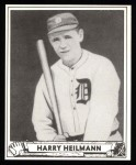 1940 Play Ball Reprint #171  Harry Hellmann  Front Thumbnail