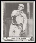 1940 Play Ball Reprint #226  Harry Hooper  Front Thumbnail