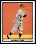 1941 Play Ball Reprint #69  George Case  Front Thumbnail